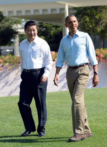 US-CHINA-DIPLOMACY-OBAMA-XI