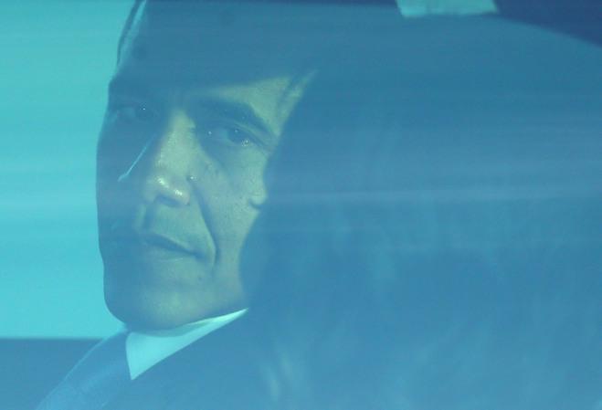 President Obama And Family Arrive In Berlin