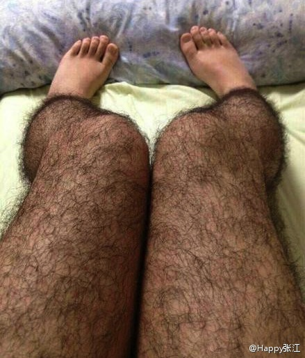 Idea You hairy female shaving pubic hair theme