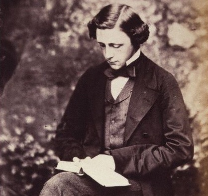 NPG P7(26),Lewis Carroll (Charles Lutwidge Dodgson),by Lewis Carroll (Charles Lutwidge Dodgson)