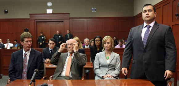 George Zimmerman Found Not Guilty In Death Of Trayvon Martin