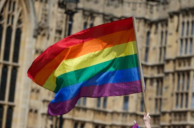 BRITAIN-GAY-MARRIAGE