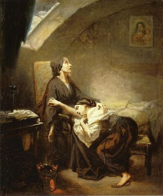 499px-Octave_Tassaert-An_Unfortunate_Family_aka_Suicide_1852