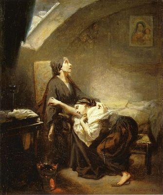 499px-Octave_Tassaert-An_Unfortunate_Family_aka_Suicide_1852
