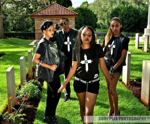 Goth goes global