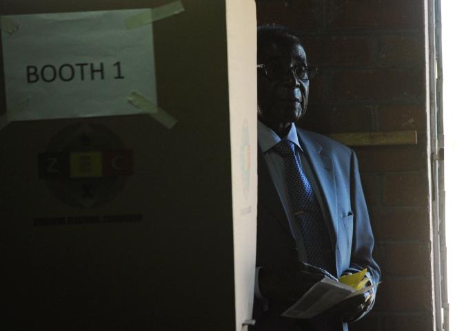 ZIMBABWE-POLITICS-VOTE