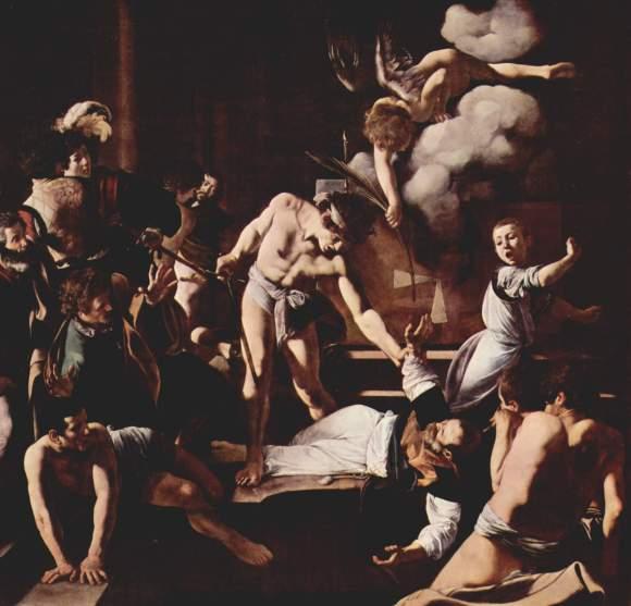 Michelangelo_Caravaggio_martyr