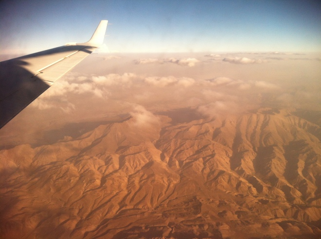 over northern Kandahar Province Afghanistan