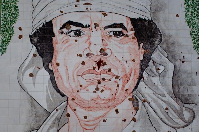 Libyan Rebels Sieze Control Of Tripoli From Gaddafi Forces