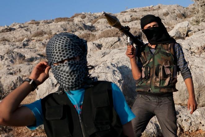 SYRIA-UNREST-IDLIB