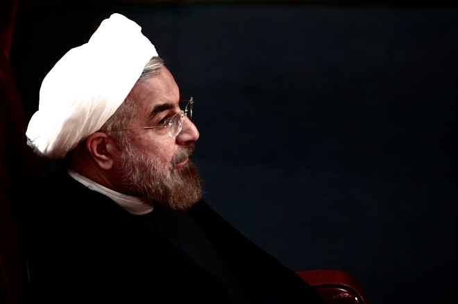IRAN-POLITICS-EXPERTS-ROWHANI