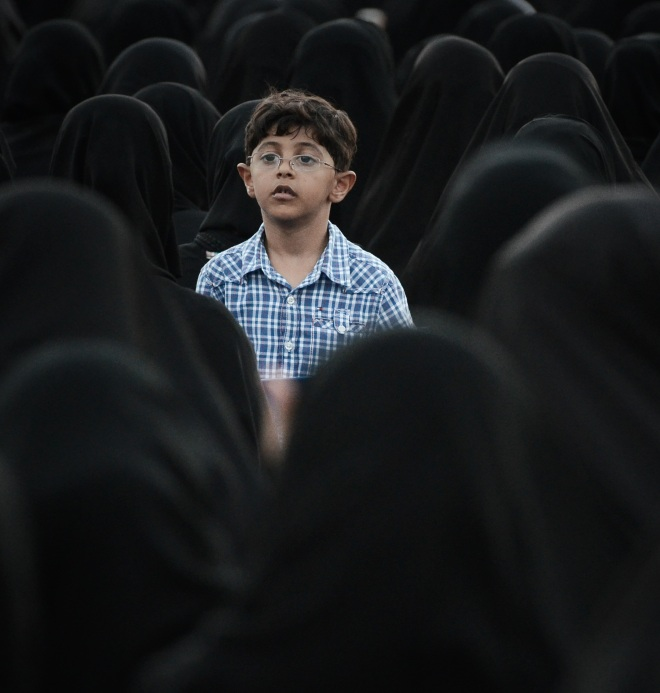 BAHRAIN-POLITICS-UNREST-DEMO