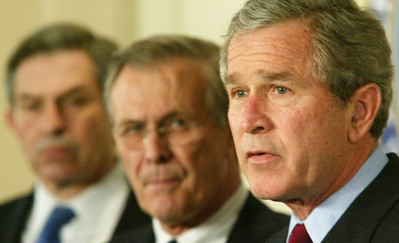 Bush Asks Congress For $74.7 Billion In War Aid