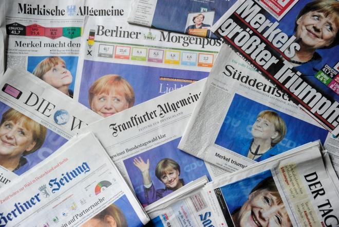 GERMANY-VOTE-MEDIA