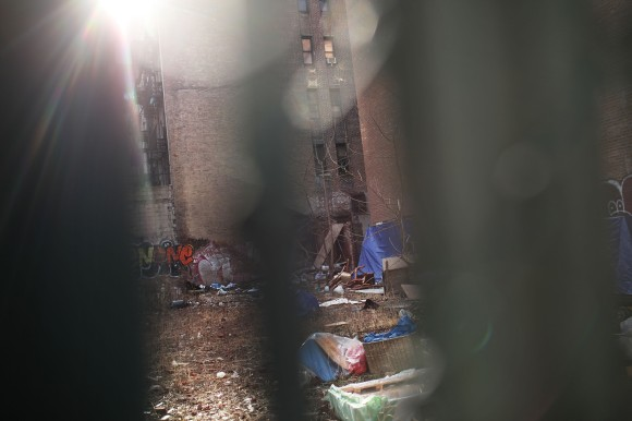 Homeless Activists Group Release Report On New York City's Abandon Buildings