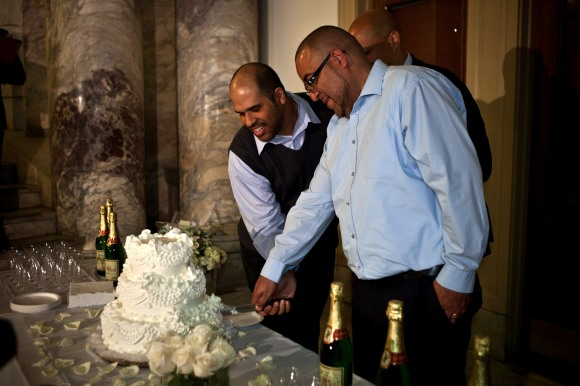 Cory Booker Marries Same Sex Couples As NJGay Marriage Law Goes Into Effect