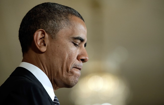 President Obama Discusses Immigration Reform At The White House