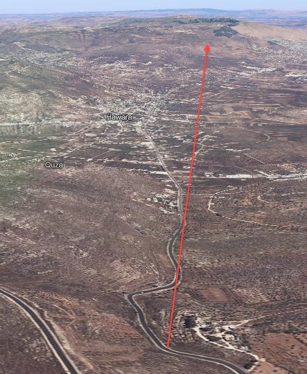 Aerial View - Hawara