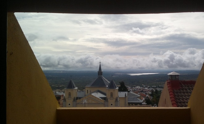 San Lorenzo de El Escorial-Spain-12pm