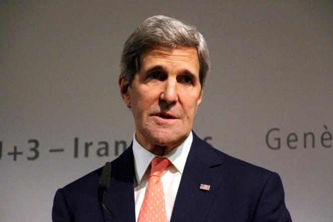 Nuclear Talks in Geneva