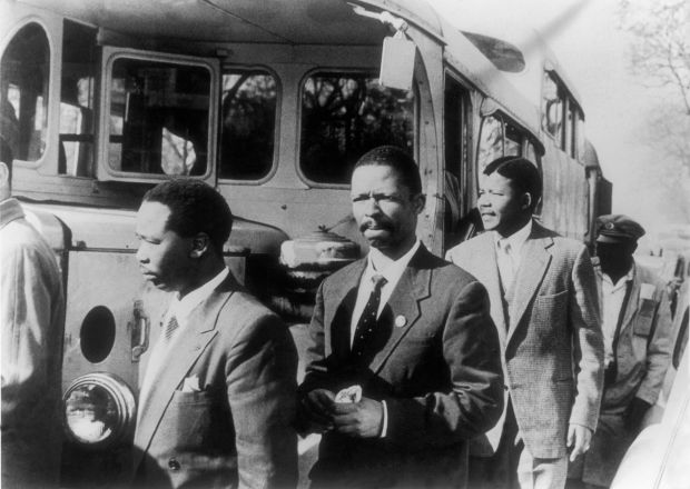 Mandela Accused Of Treason In 1956