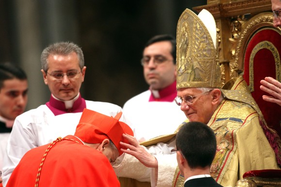 Pope Benedict XVI Appoints New Cardinals At The Vatican