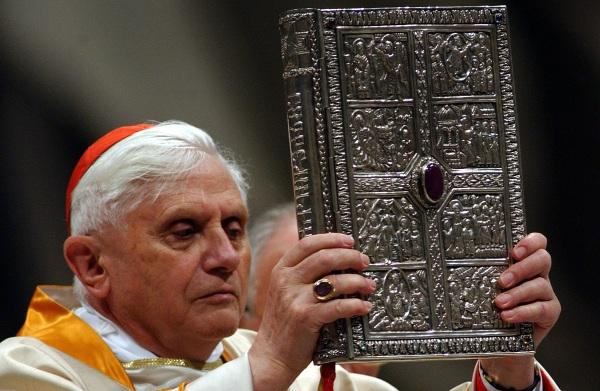 Easter Vigil Is Held In The Vatican Basilica
