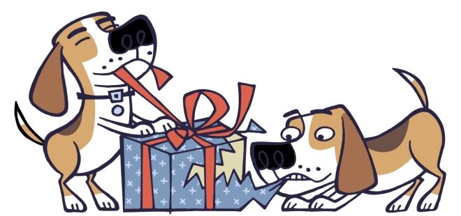 dish-gift-dog-cartoon