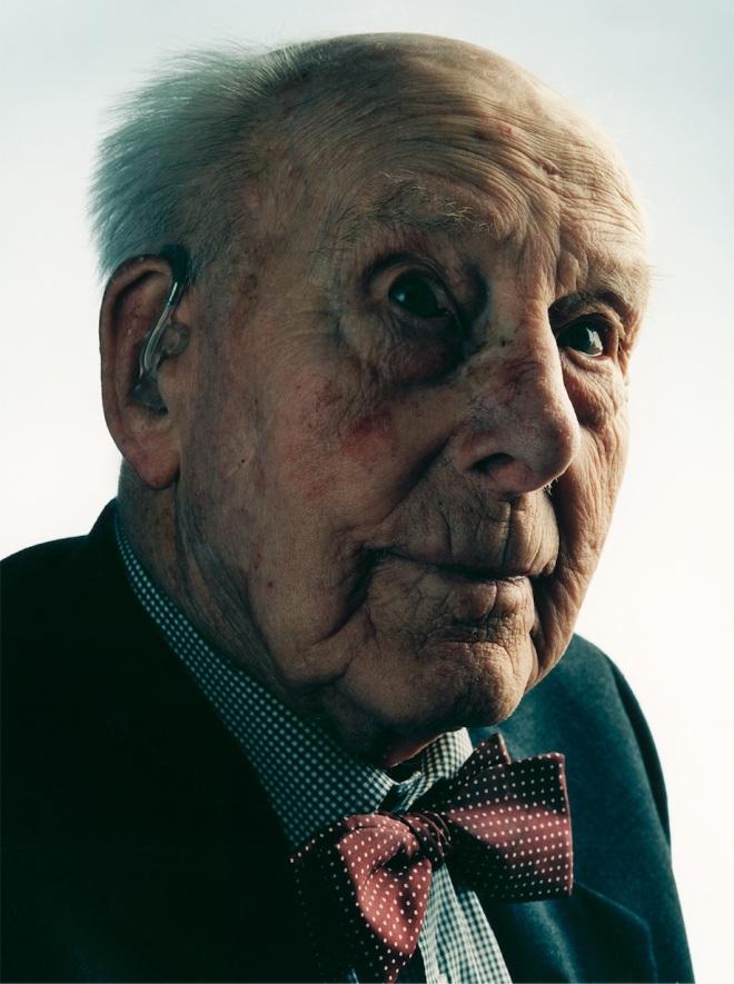 Henry Allingham, 110
