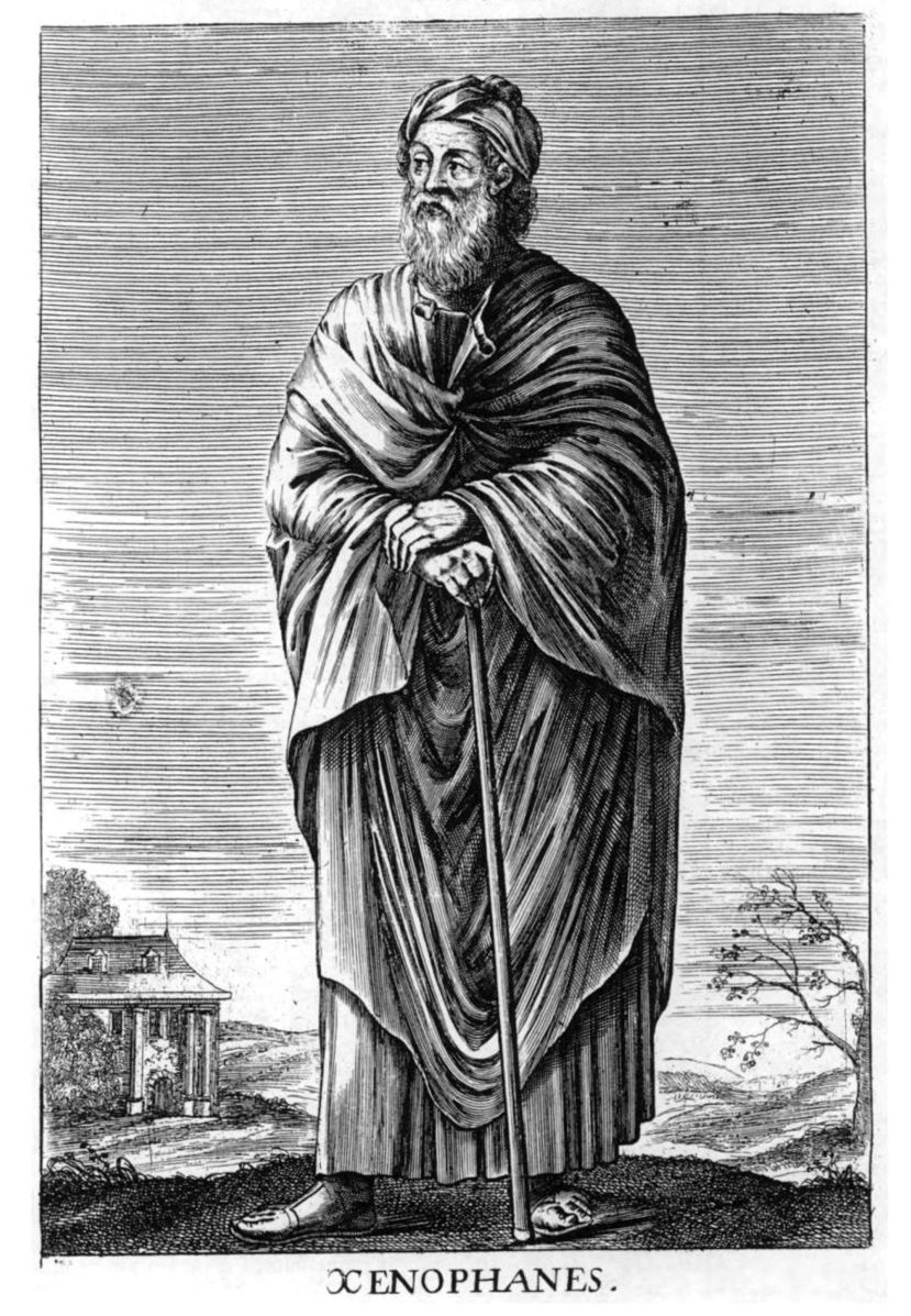 homer and the presocratics The presocratic philosophy is a philosophy of nature the presocratics combined greek mythology with rational thinking and.