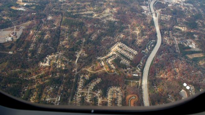 Near Atlanta