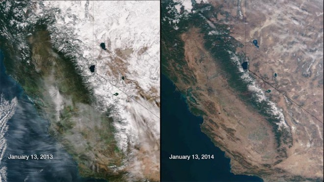 CA Snow