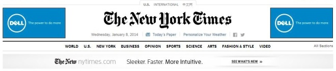 Dell York Times