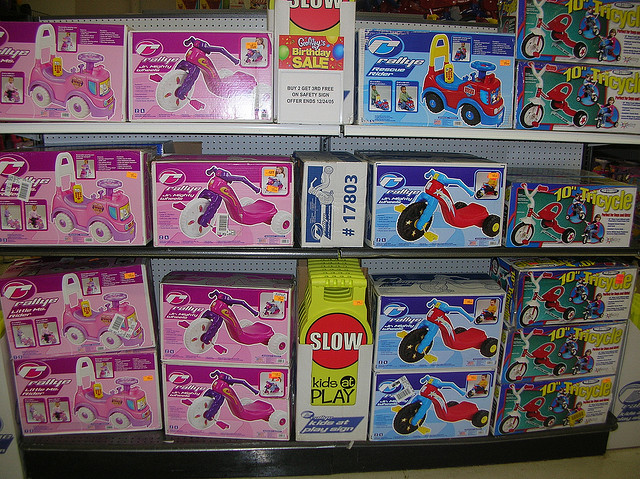 Frugal Parents Skip Stores for Online Toy Swaps
