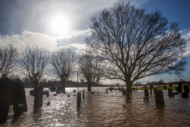 Flood Levels Expected To Rise As More Rain Is Forecast