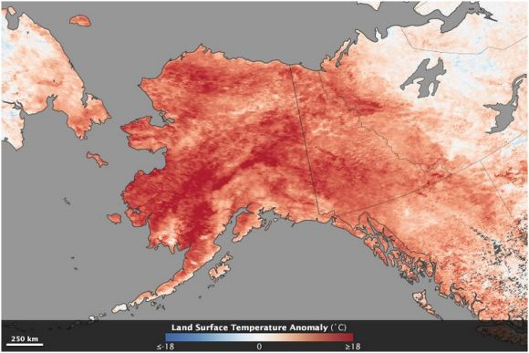 alaska heat wave january 2014 climate change global warming february 4 nasa photos sochi olympics weather forecast