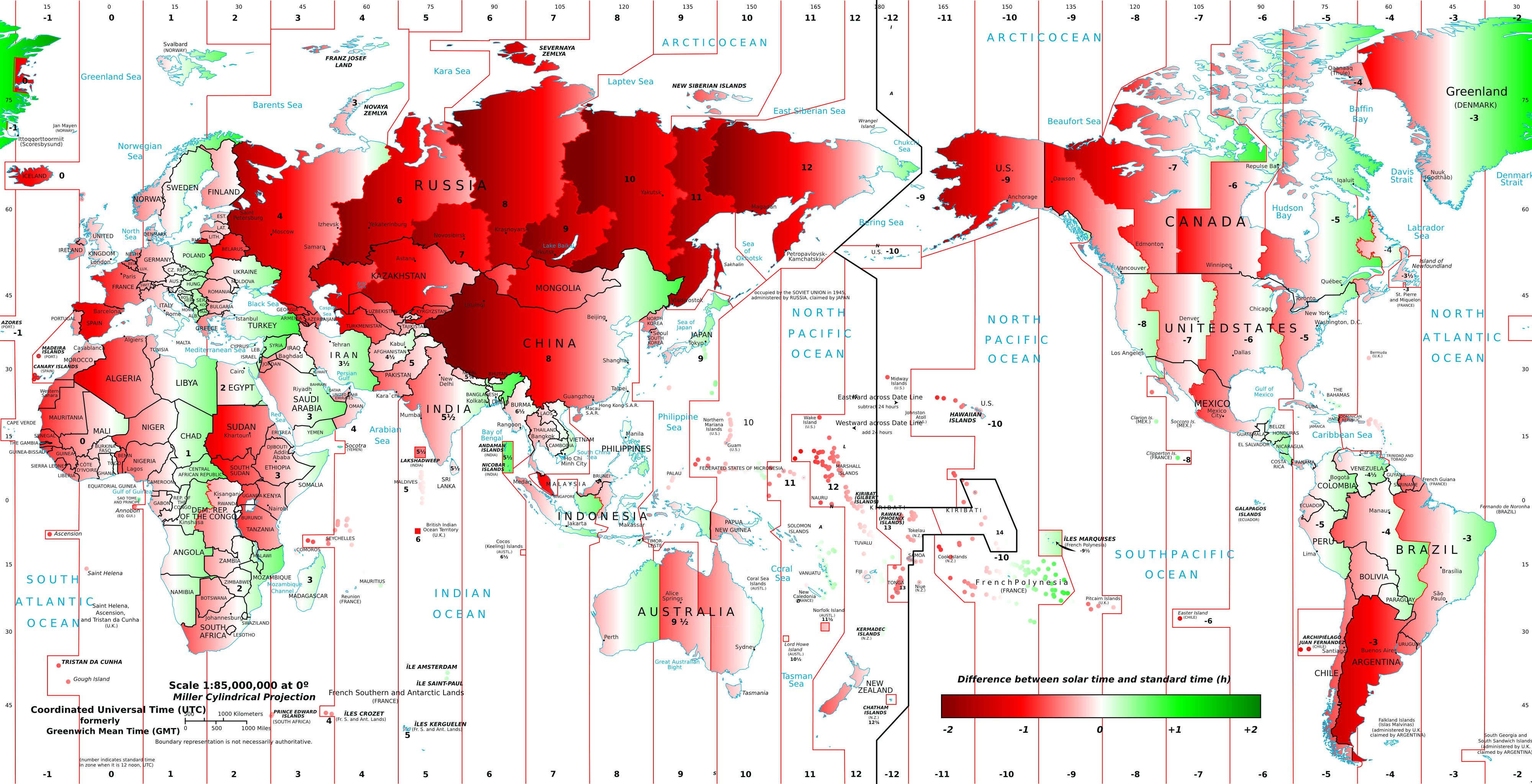 South Dakota Time Zone Map Reference Map Of Tennessee Usa - Time zone map south dakota