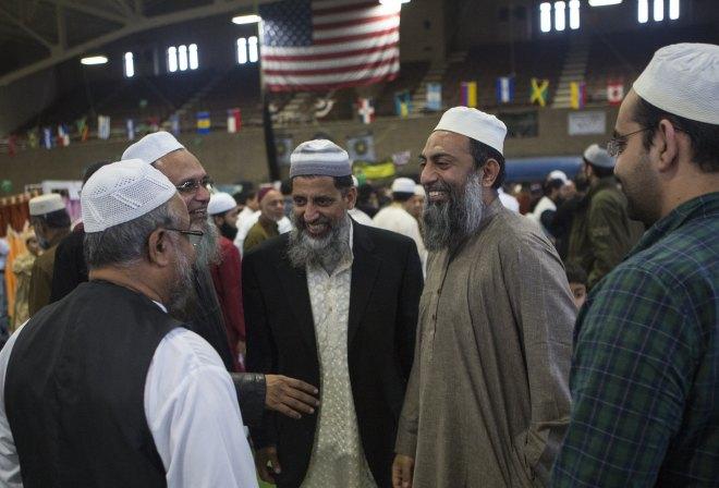 Indian-Muslim community