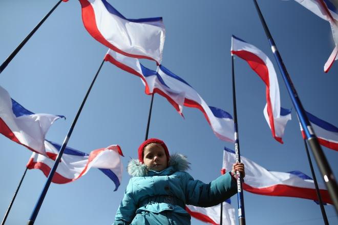 Crimea Prepares For Referendum On Secession