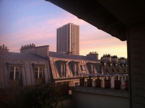 Paris, France-7.05pm