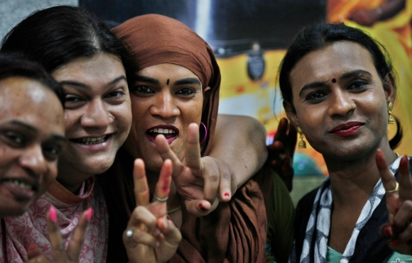 Transgenders Welcome SC Verdict, Recognizing Transgenders As Third Gender