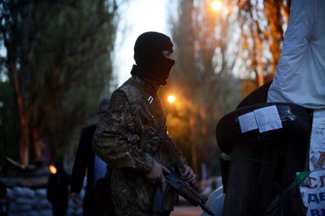 UKRAINE-UNREST-RUSSIA-CRISIS-POLITICS-EAST
