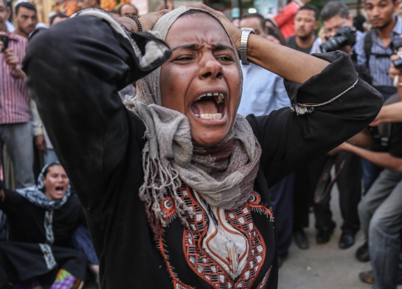 Death penalty against anti-coup Egyptians