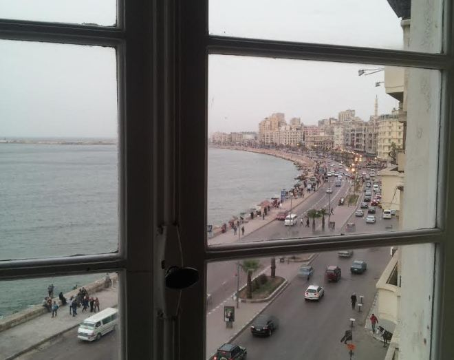 Alexandria, Egypt, 537 pm