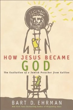 how-jesus-became-god
