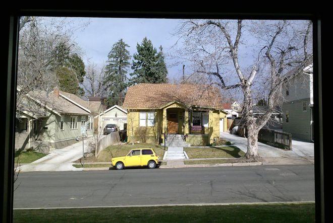 Littleton, Colorado, 4-57 PM