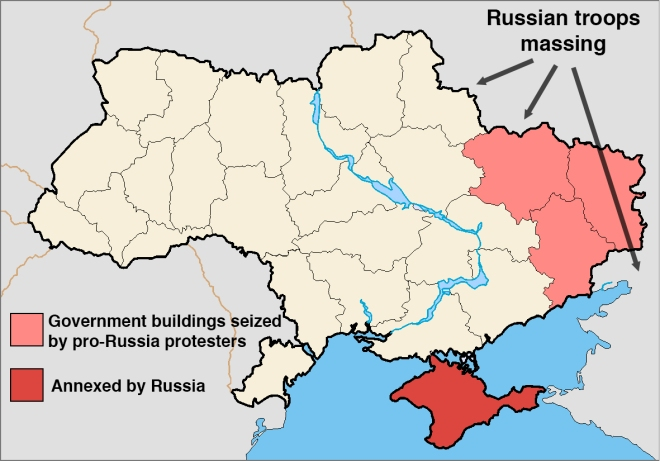 ukrine_pro_russian_troops