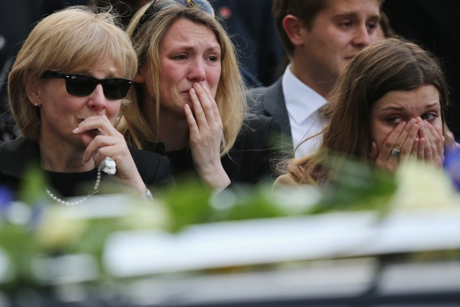 Repatriation Of Soldiers Killed In Afghanstan Helicopter Crash