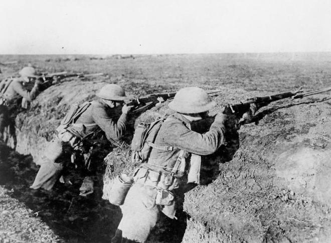 The_US_Army_on_the_Western_Front_1914-1918_Q70181