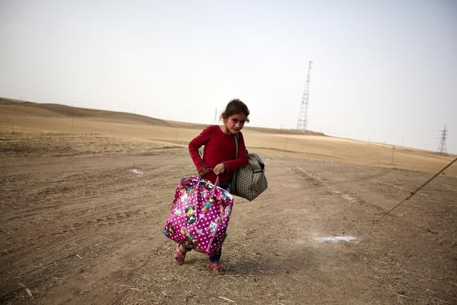 Iraqi Refugees in Erbil